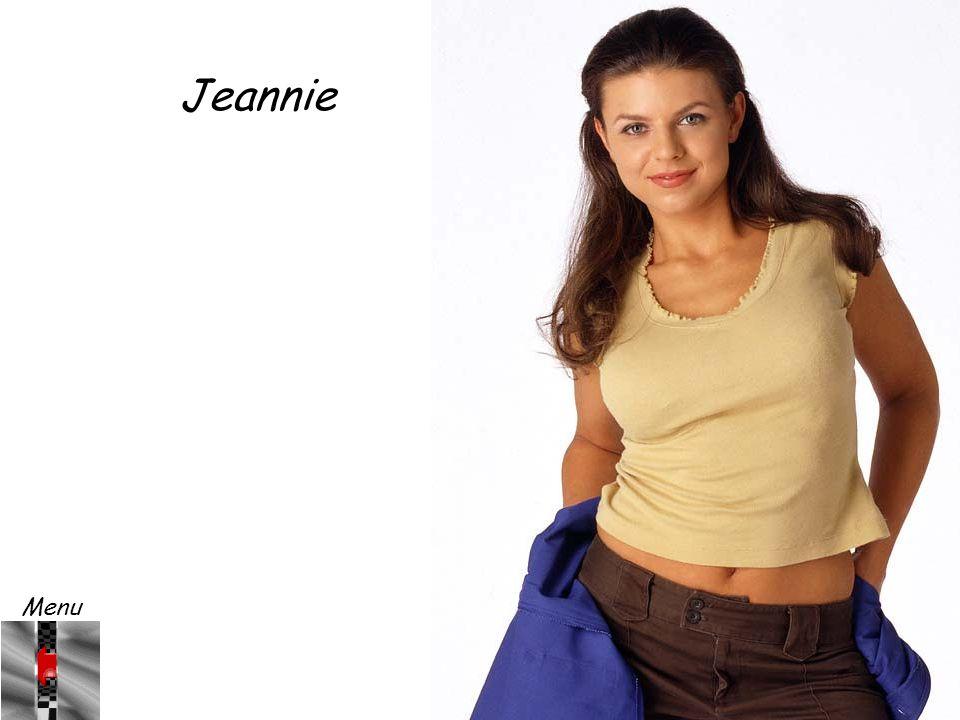 Jeannie Menu