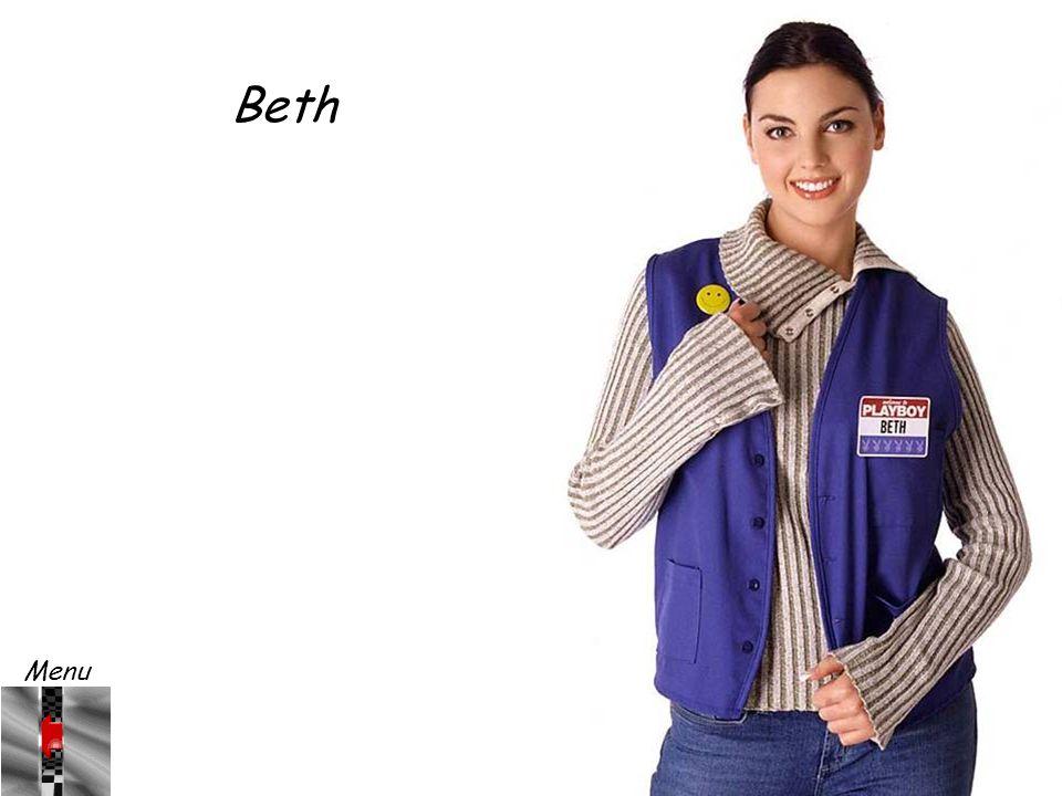 Beth Menu
