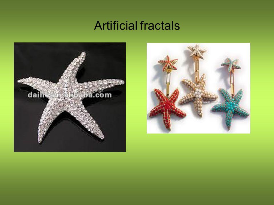 Artificial fractals