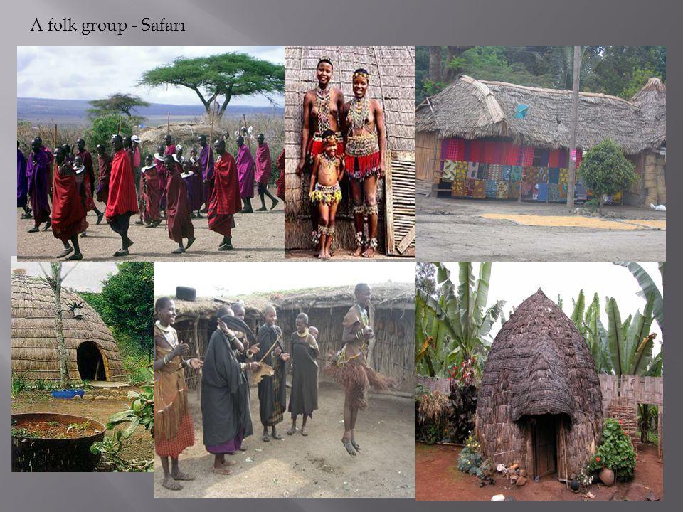 A folk group - Safarı