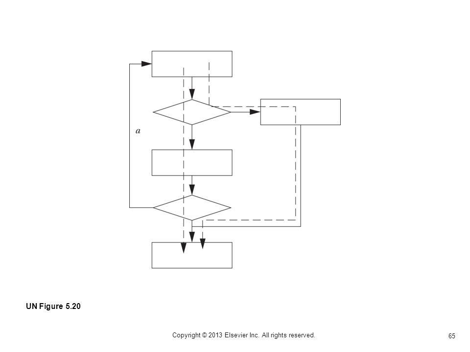 65 Copyright © 2013 Elsevier Inc. All rights reserved. UN Figure 5.20