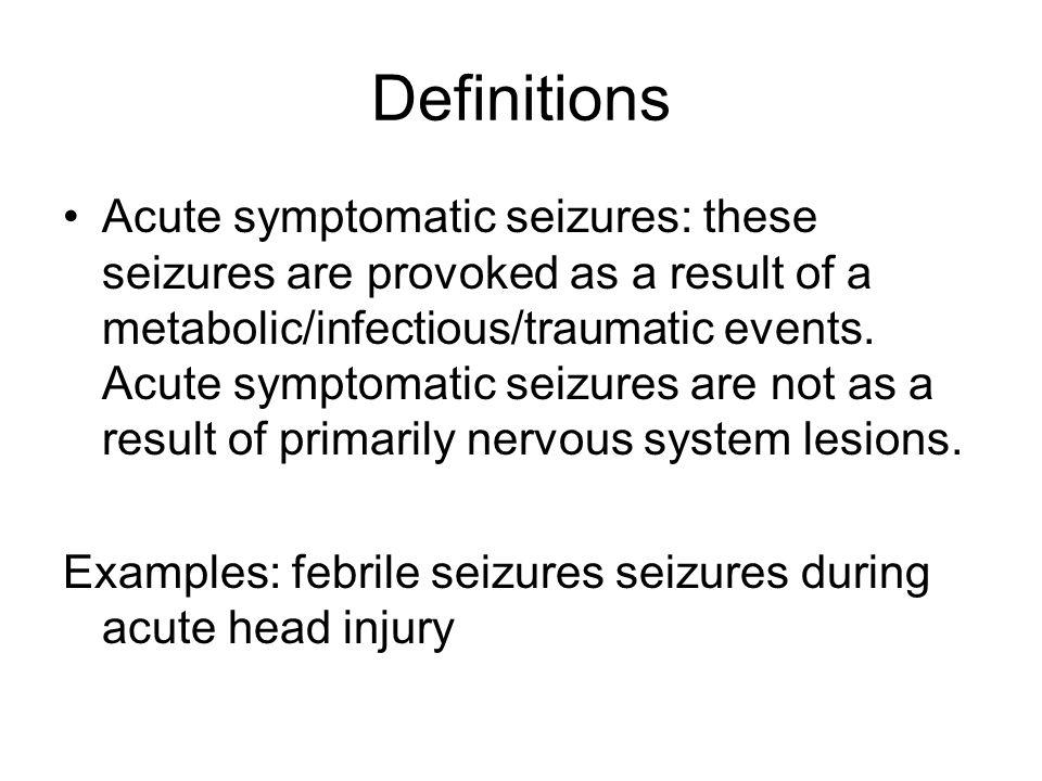 EpilepsyNonepileptic physogenic InjuryYesNo Sphinctary disturbance YesNo EyesOpenClosed ColorCyanosisPallor.