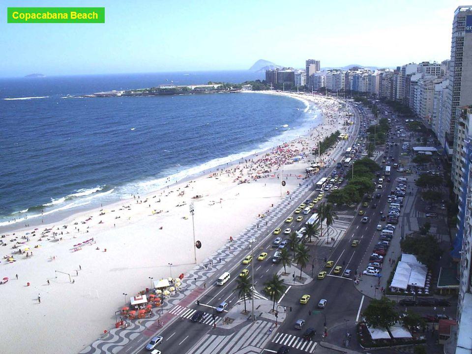 A. P. G. A Rio de Janeiro, Bazil A wondefrul city!