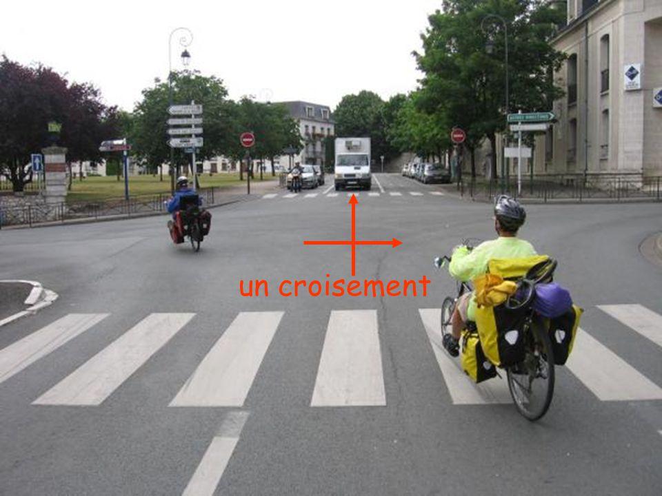 un croisement
