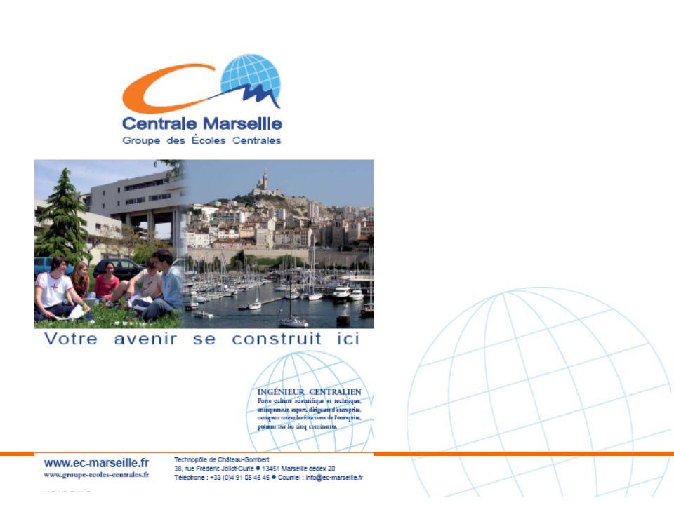 Technopôle de Château-Gombert 38, rue Frédéric Joliot Curie 13451 MARSEILLE Cedex 20