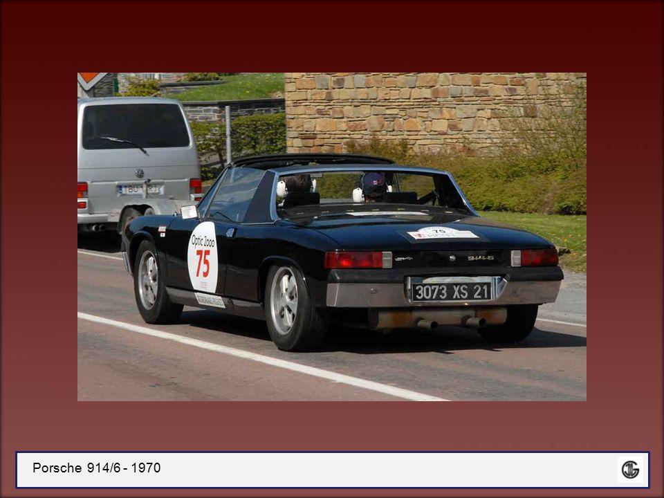 Alpine Renault A110 1600 S Gr3 - 1971