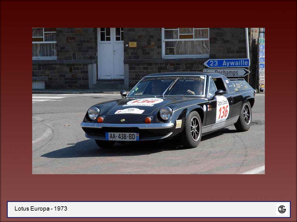 Ferrari Dino 246 GTS - 1973