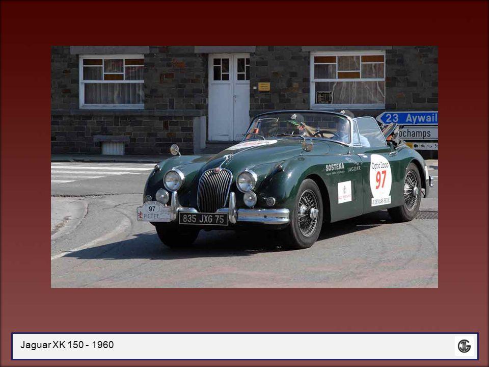 AC ACE Bristol - 1958