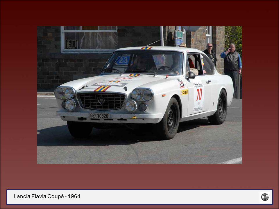Alfa Roméo 1900 CSS - 1957