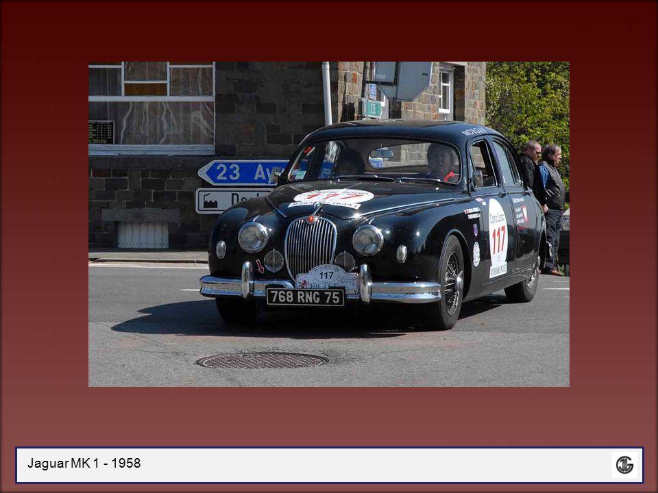 Austin Healey 100 M - 1956