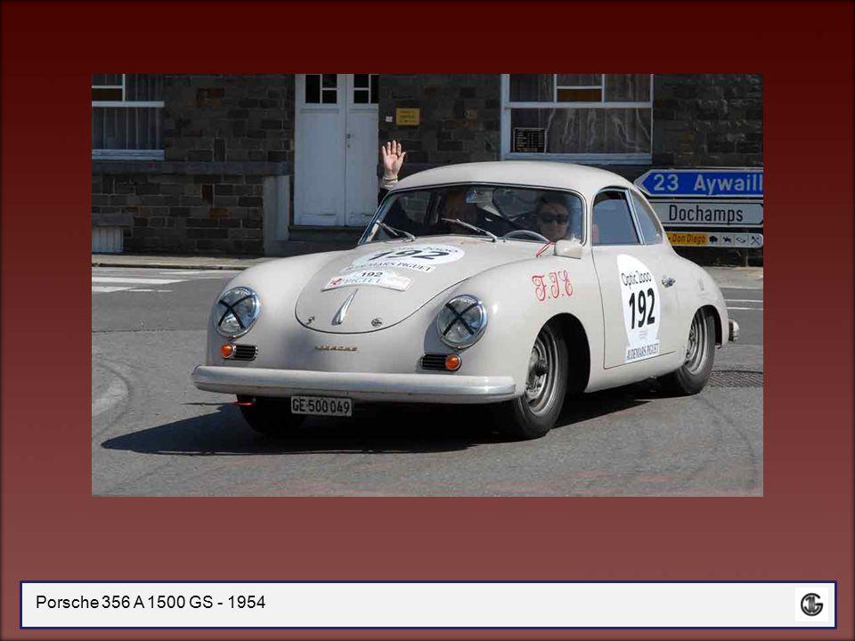 Aston Martin DB 2/4 - 1954