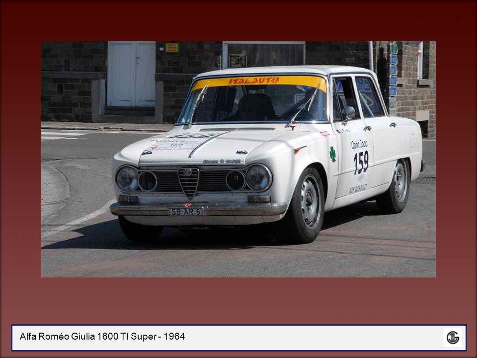MG B - 1965