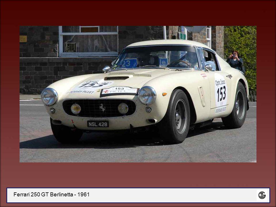 Alfa Roméo TZ - 1965