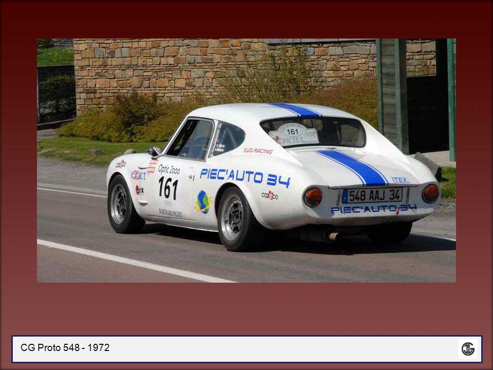 CG Proto 548 - 1972
