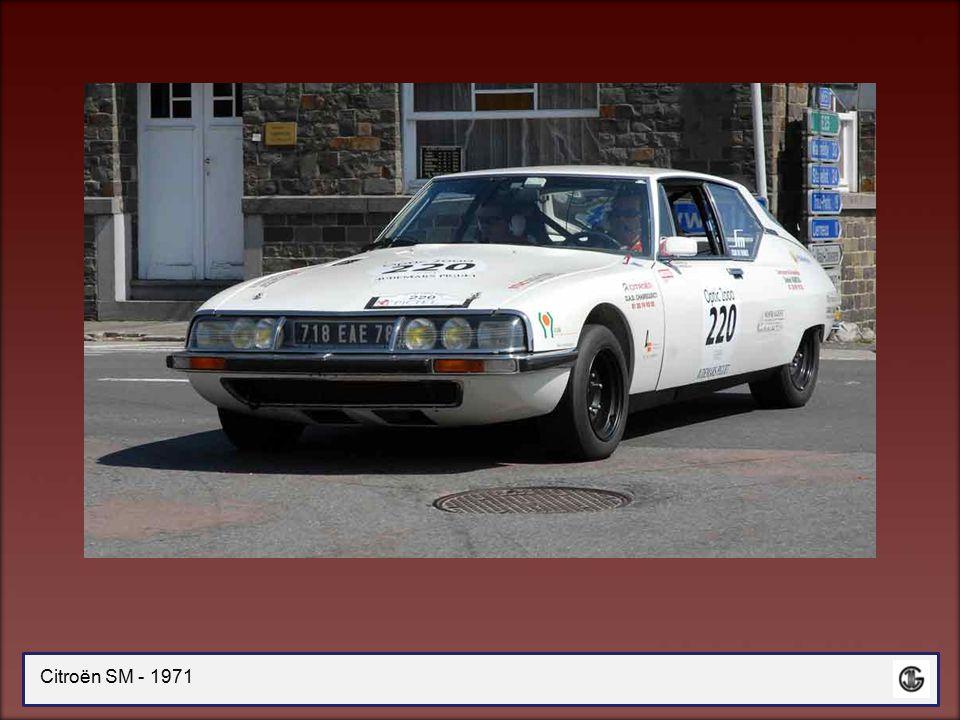 Aston Martin DB 4 GT - 1960