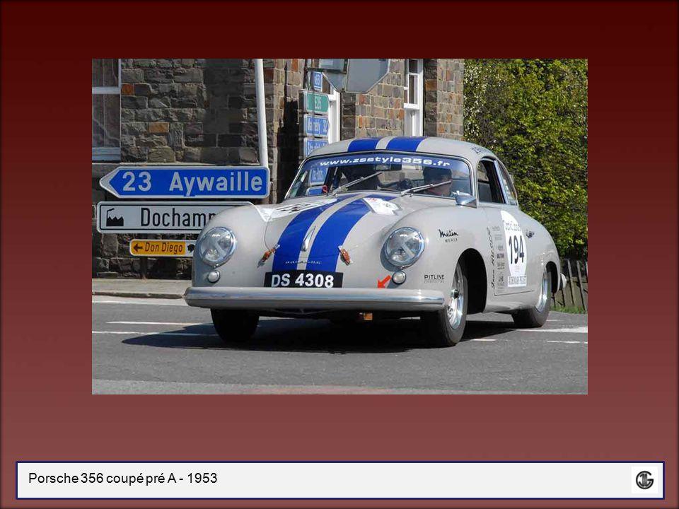 Alfa Roméo 1900 TI - 1954