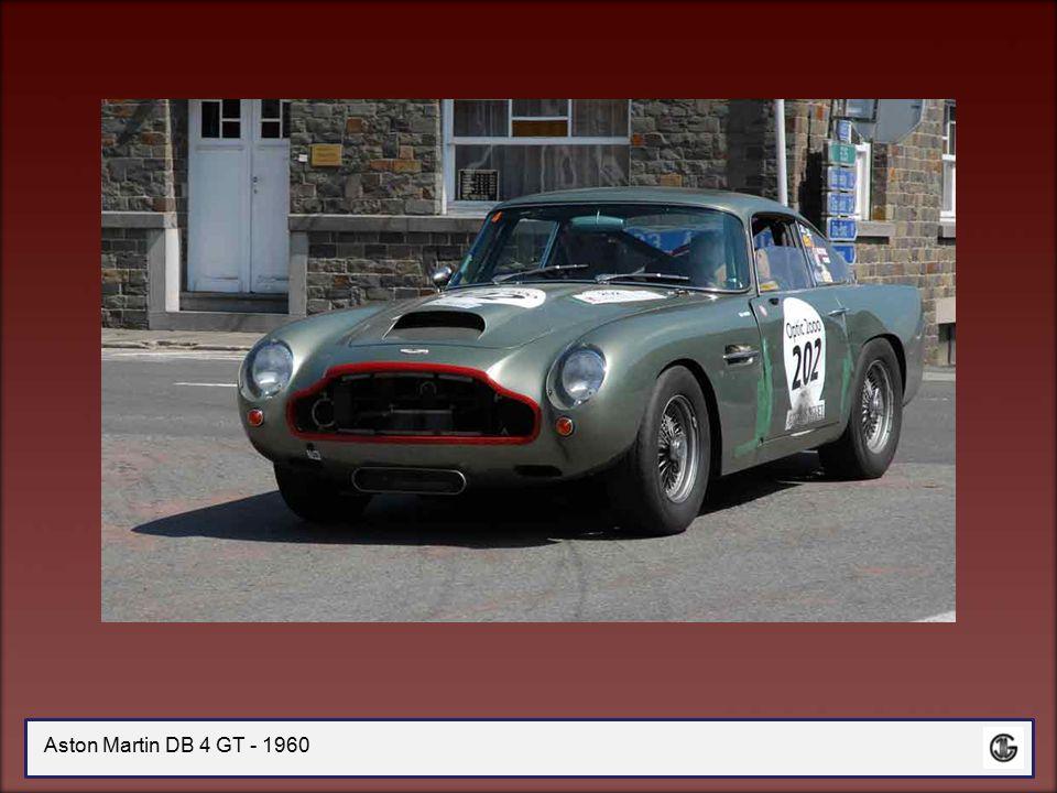Jaguar Type E - 1964