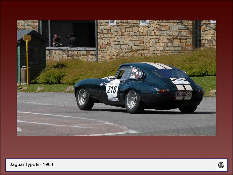 Alfa Roméo 1600 GTA - 1965