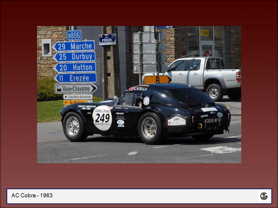 Lotus XI - 1958
