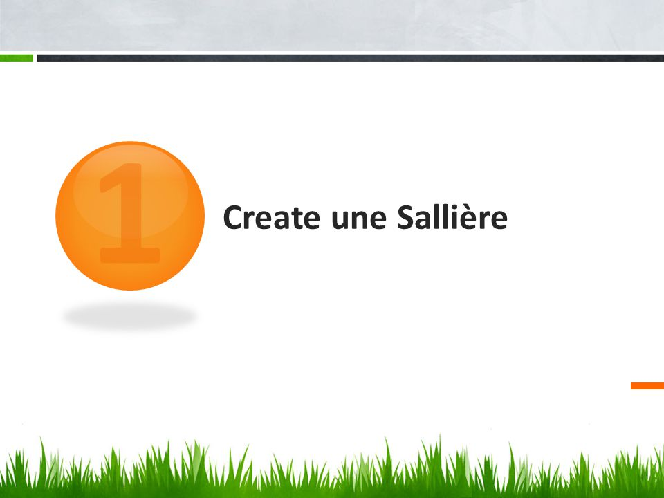 Create une Sallière 1
