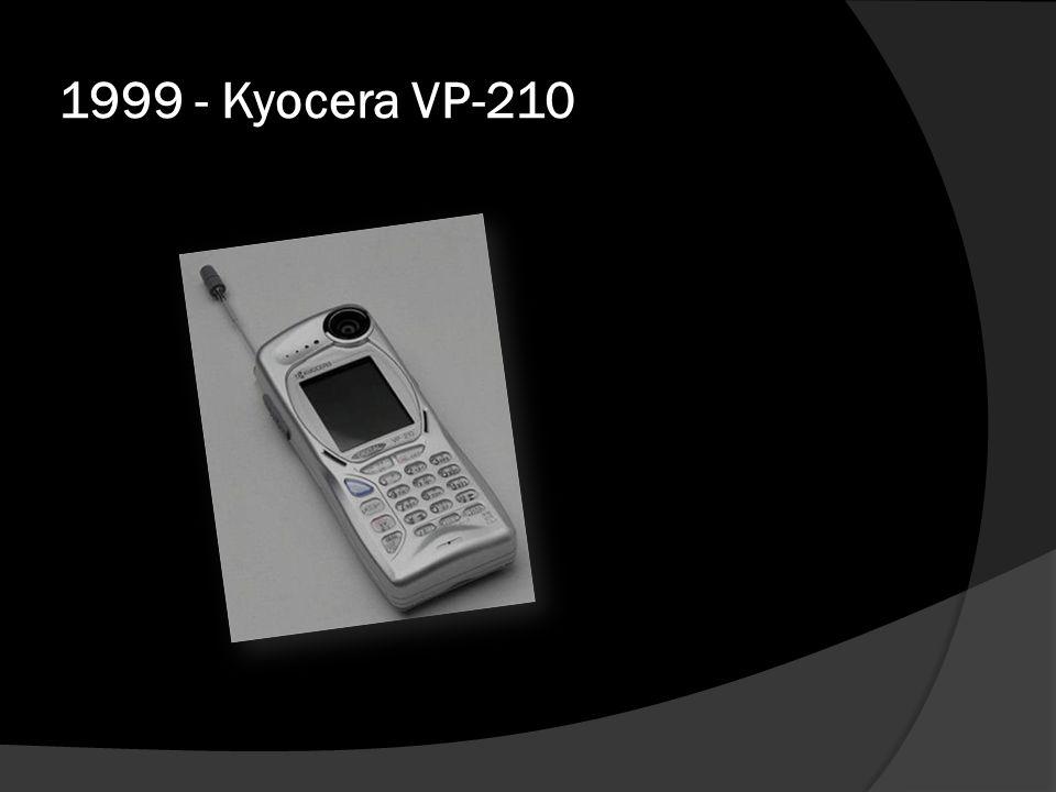 1999 - Kyocera VP-210