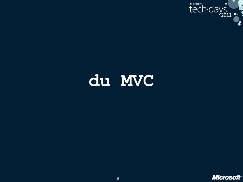 5 du MVC