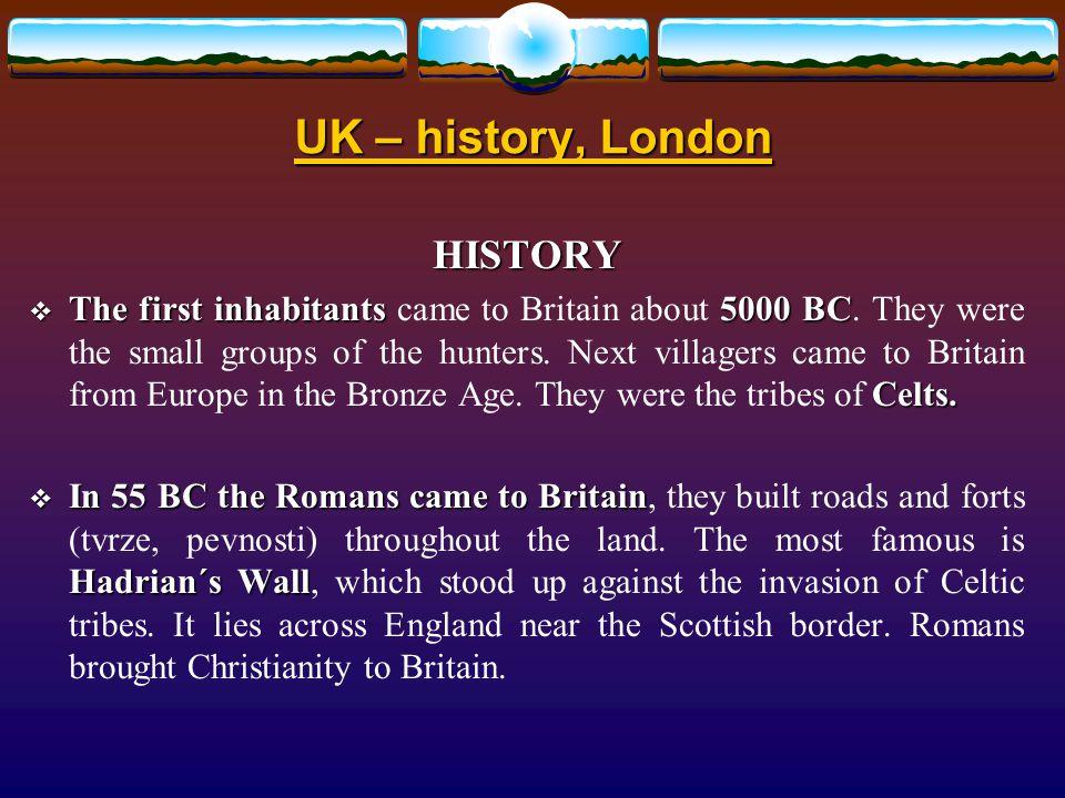 Způsob využití: Způsob využití: určeno pro výklad a procvičení základních znalostí o historii a hlavním městě Spojeného království Velké Británie a Se