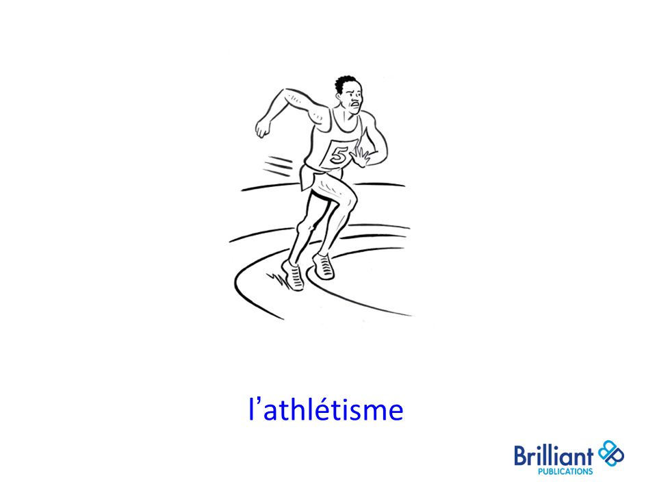 l'athlétisme