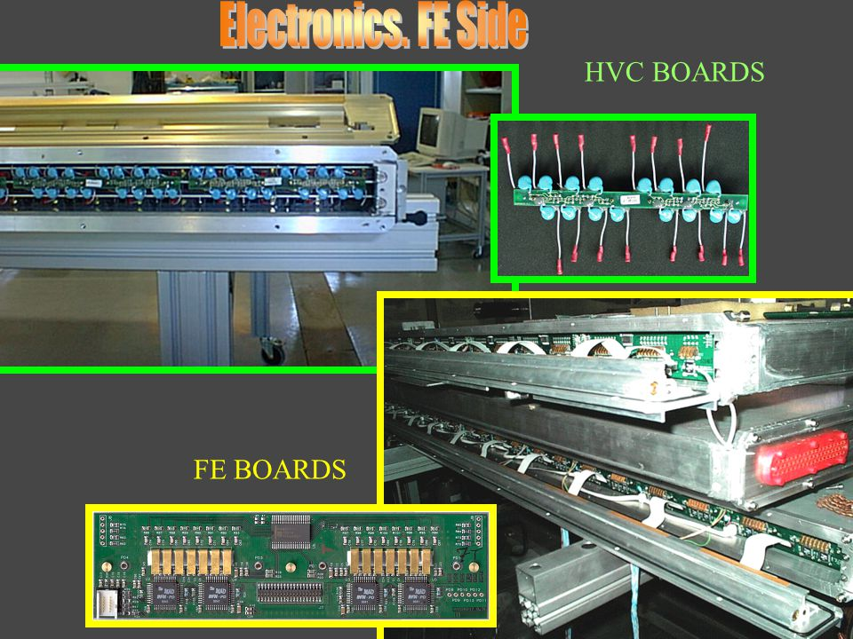 8 FE BOARDS HVC BOARDS