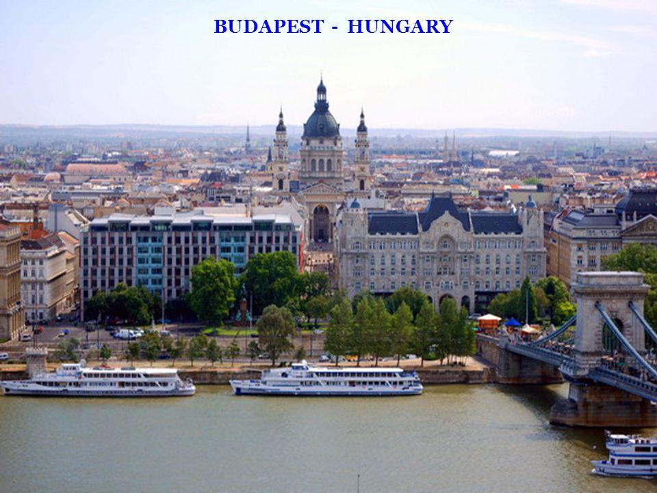 VISEGRAD - HUNGARY