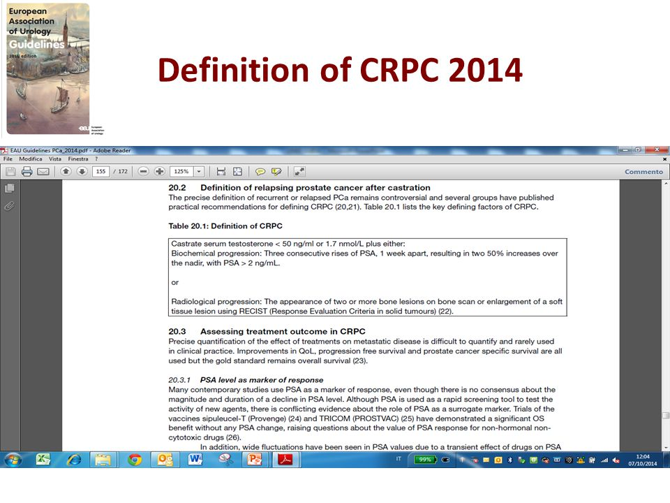 Definition of CRPC 2014