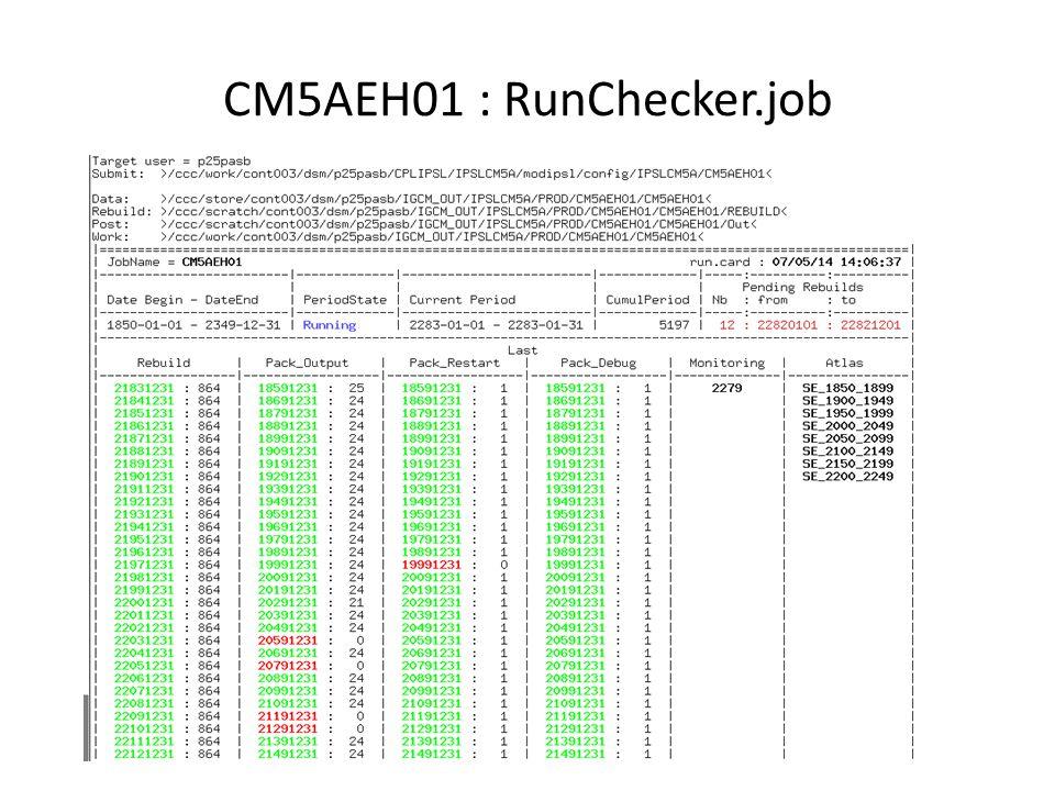 CM5AEH01 : RunChecker.job