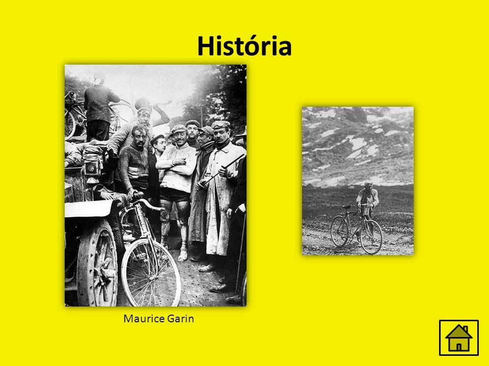 História Maurice Garin