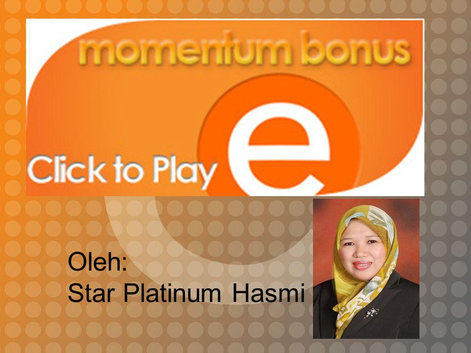 1 Oleh: Star Platinum Hasmi