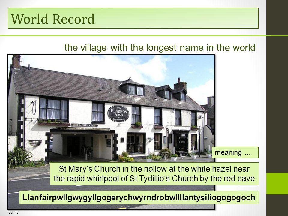 World Record obr.