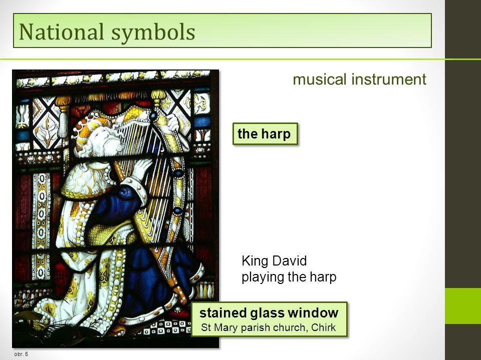 National symbols obr.