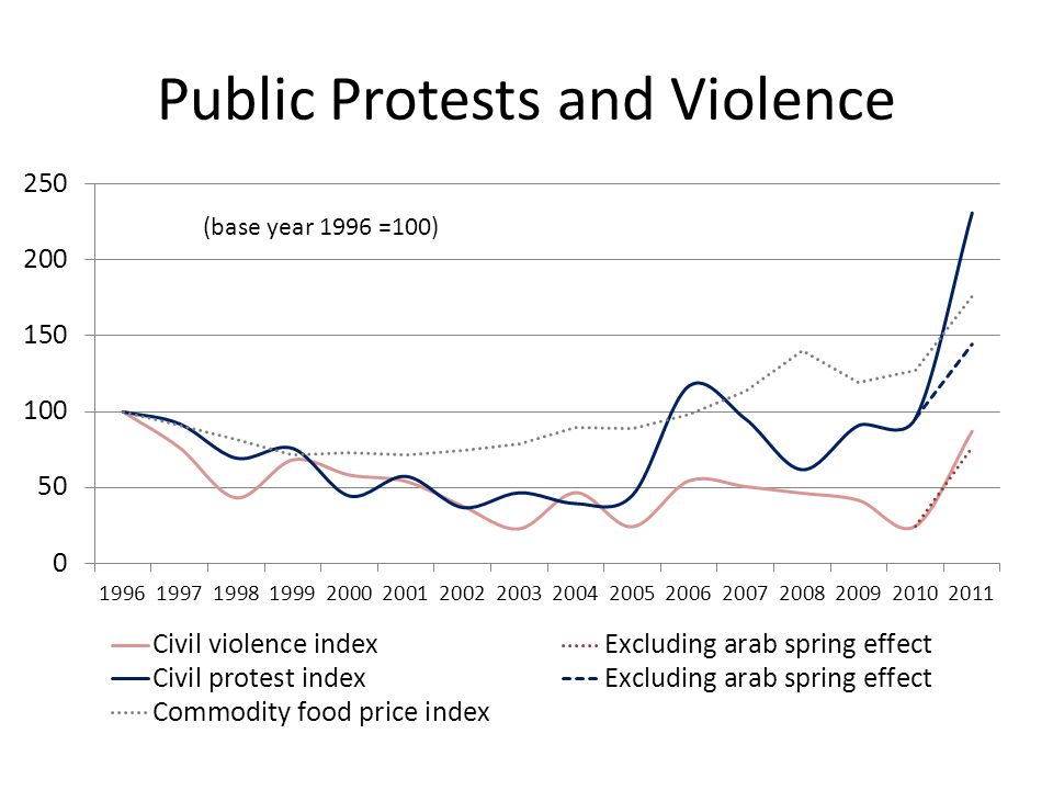 Public Protests and Violence