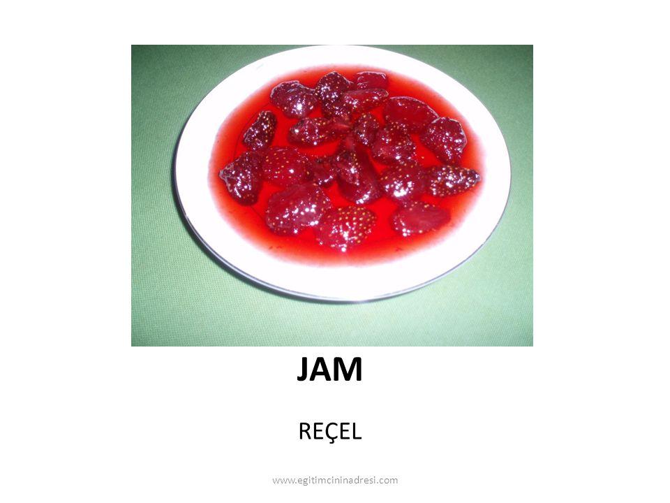 JAM REÇEL www.egitimcininadresi.com