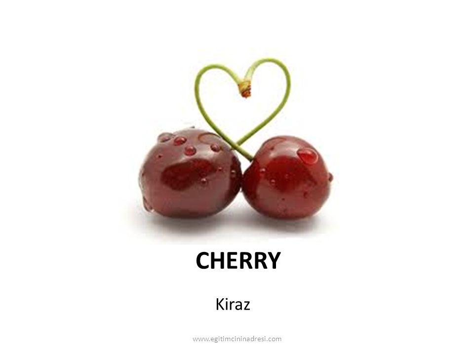 CHERRY Kiraz www.egitimcininadresi.com