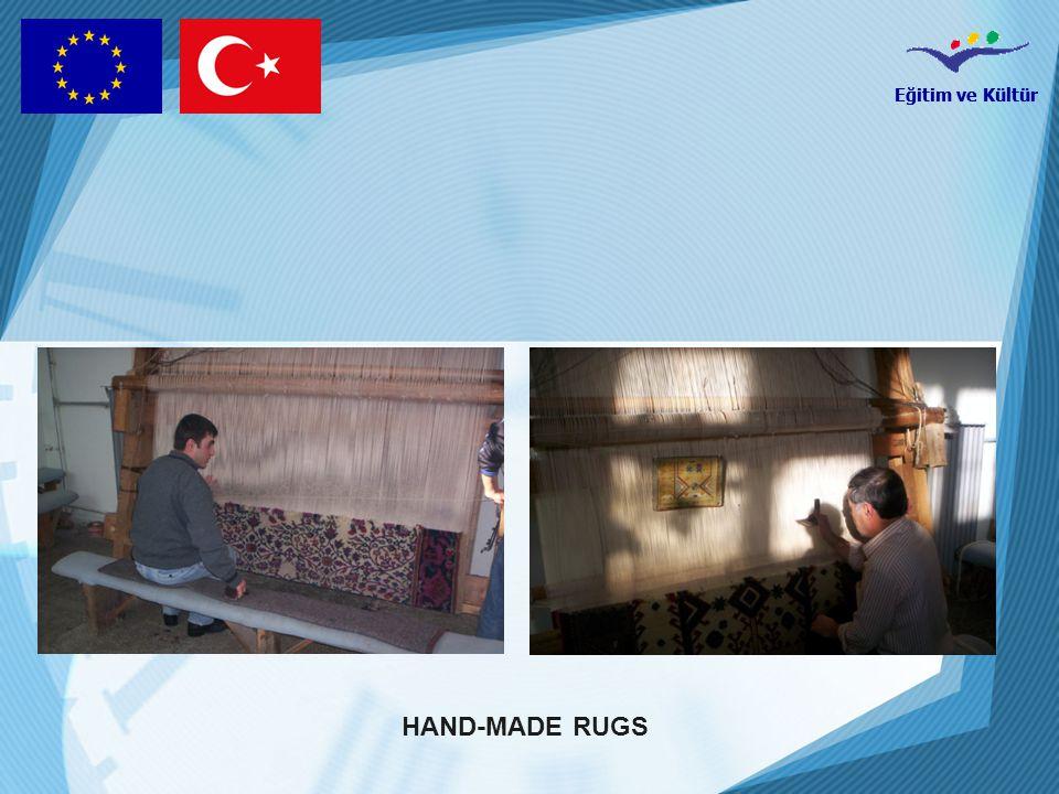 HAND-MADE RUGS
