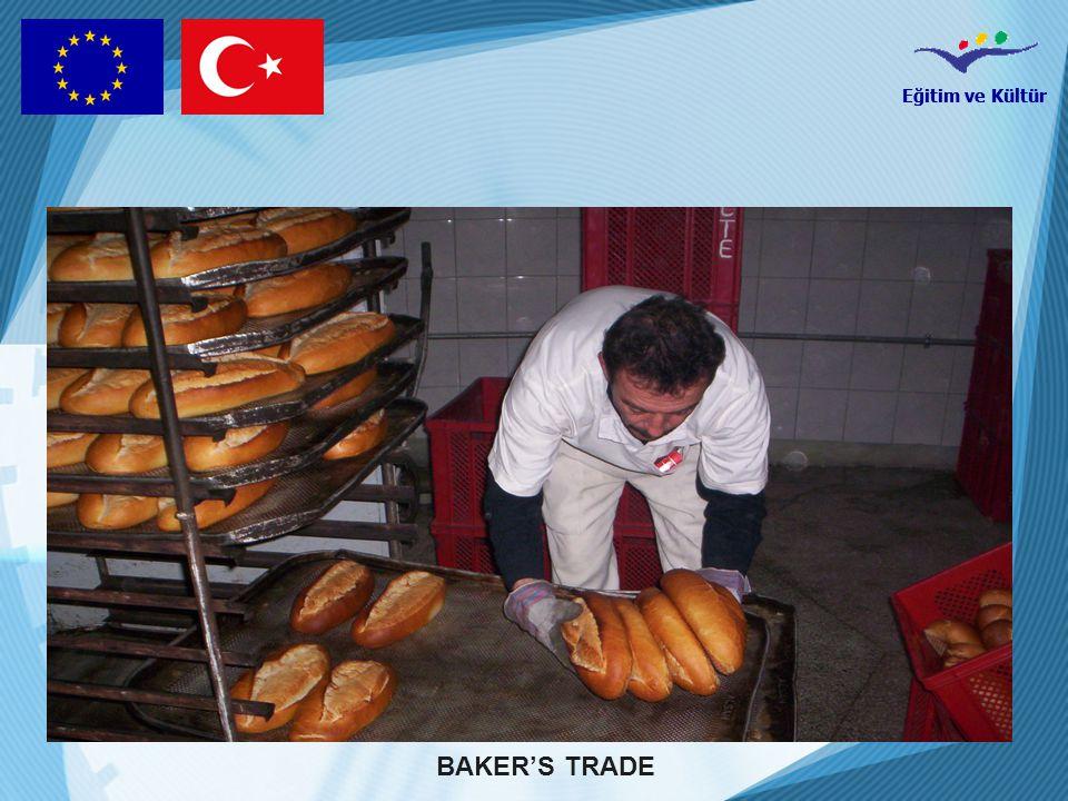 BAKER'S TRADE