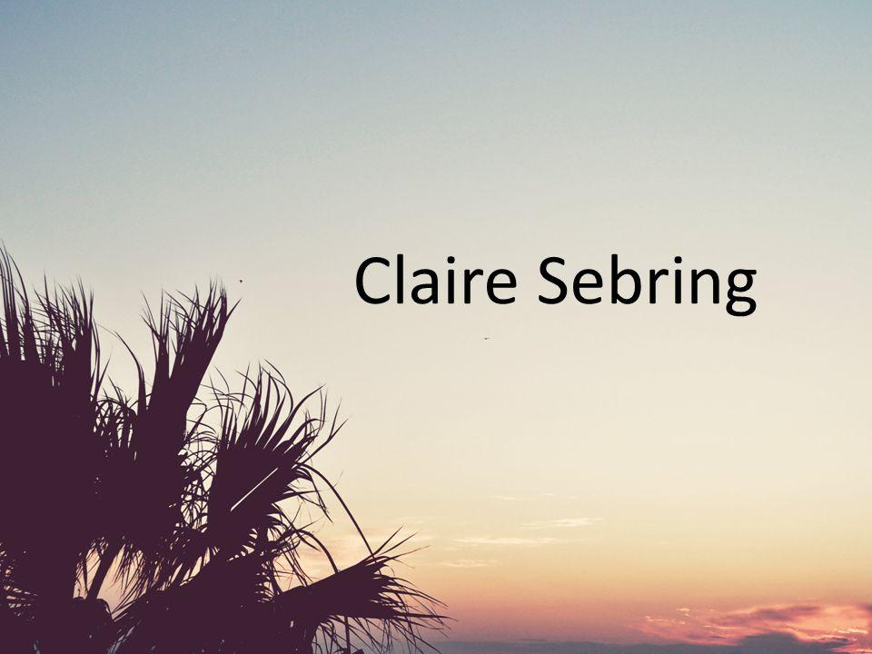 Claire Sebring