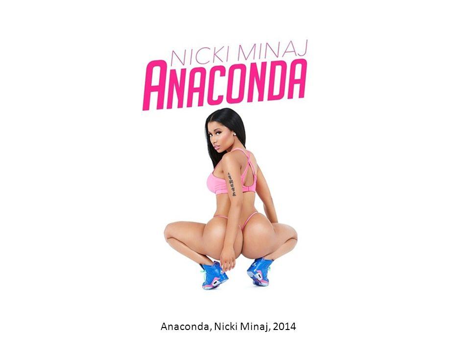 Anaconda, Nicki Minaj, 2014
