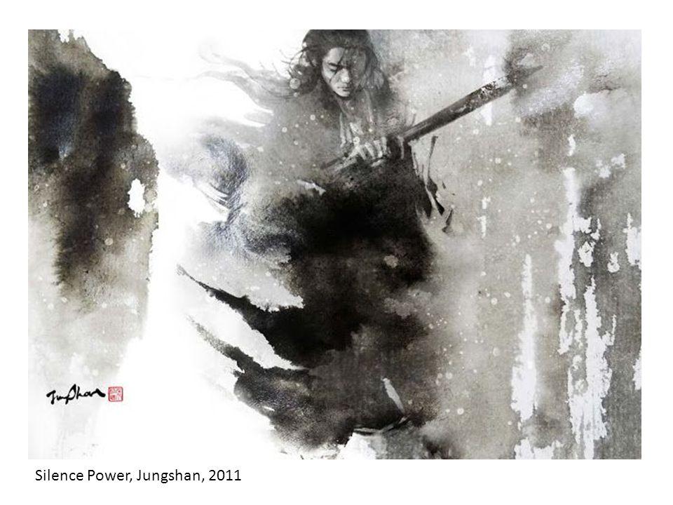 Silence Power, Jungshan, 2011