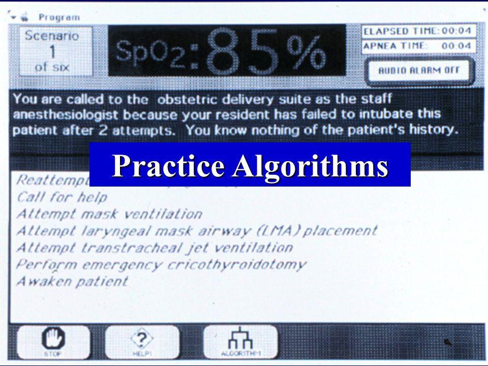 Practice Algorithms