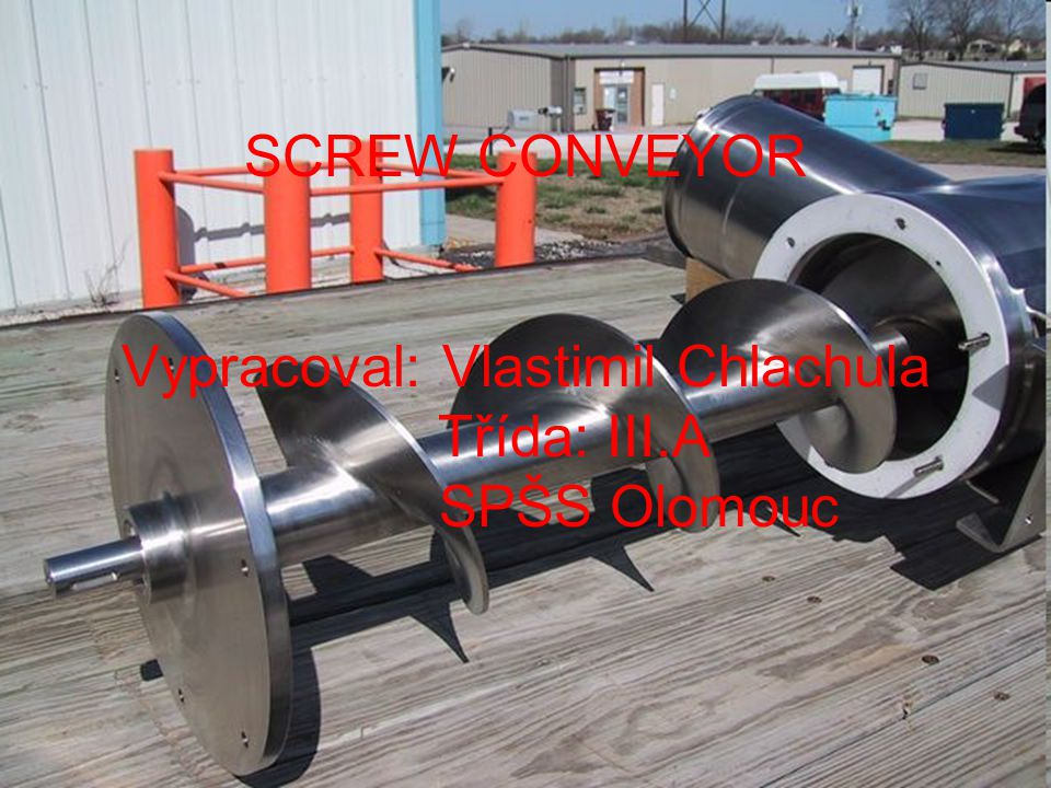 Screw conveyors have been a popular material handling mechanism throughout history.