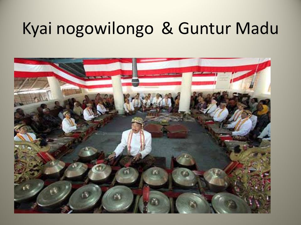 Kyai nogowilongo & Guntur Madu