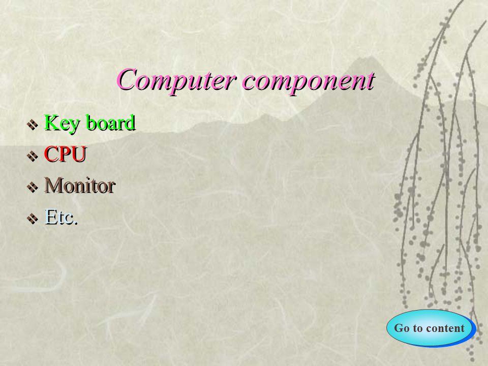Go to content Content Computer com.