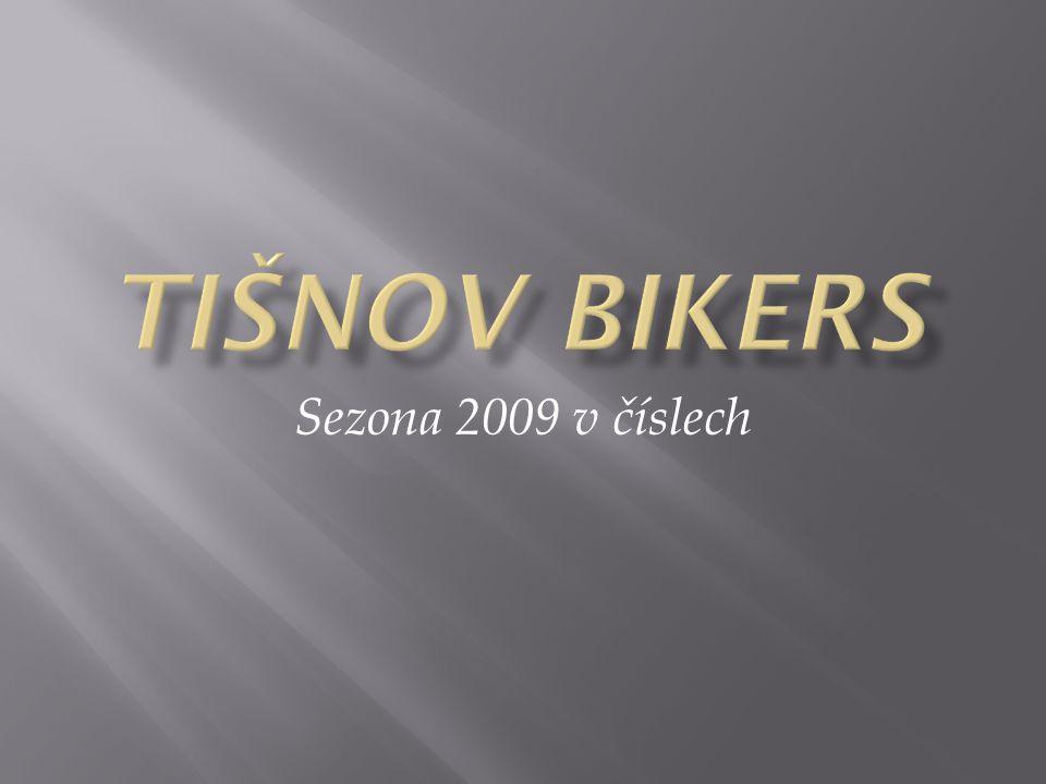 Sezona 2009 v číslech