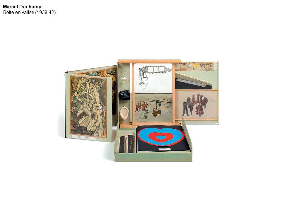 Marcel Duchamp Boite en valise (1938-42)